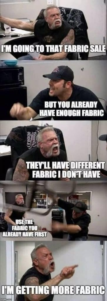 A little laugh for Quilt Lovers
