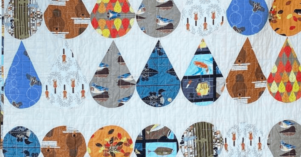 I love Quilting Featured_Octoberama Pattern