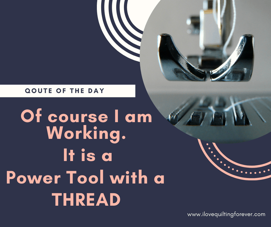 Of course I am Working It is a powertool with a thread