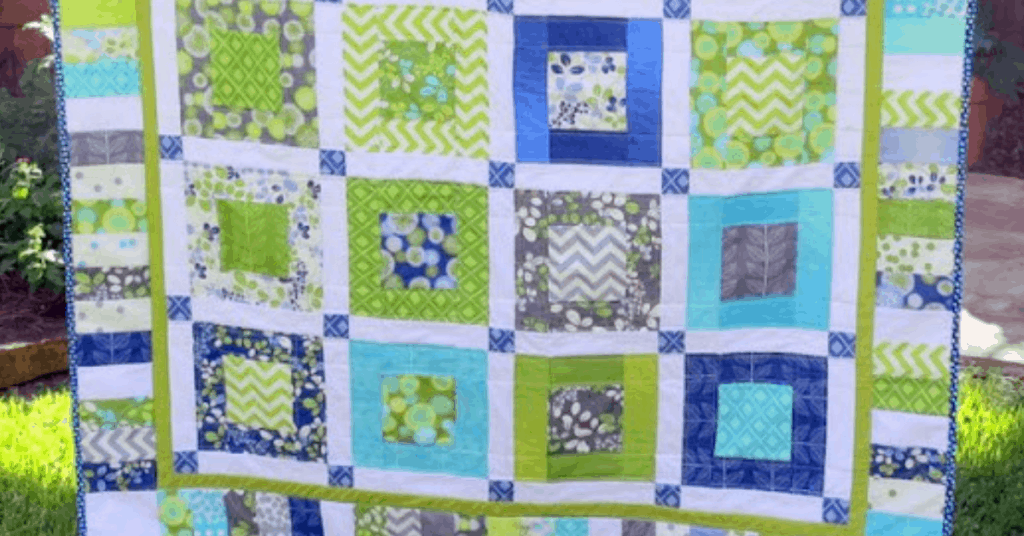 I love Quilting Feature Image_Charm Jelly Roll Friendship Quilt