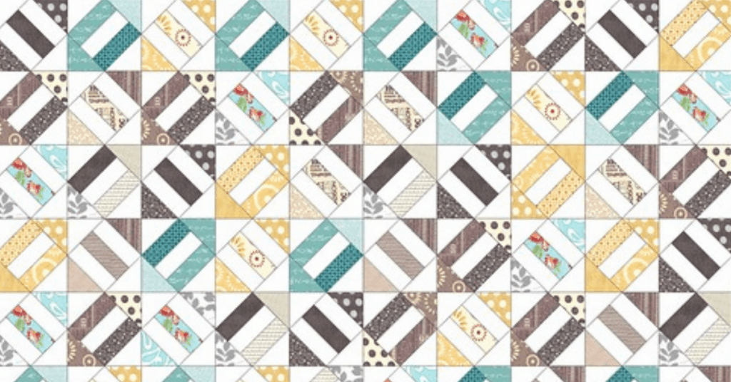 I love Quilting Feature Image_Cracker Scraps pattern