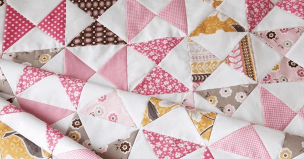 I love Quilting Feature Image_Pink Classic Quilt
