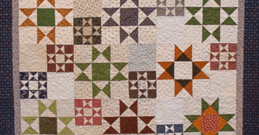 I love Quilting Feature Image_Random Ohio Stars