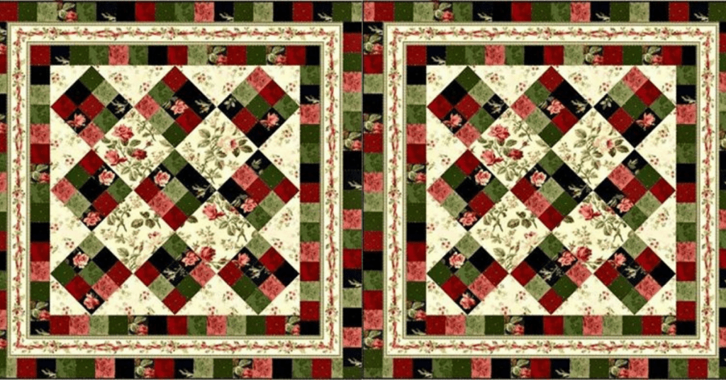 I love Quilting Feature Image_Rosey Ribbons Pattern