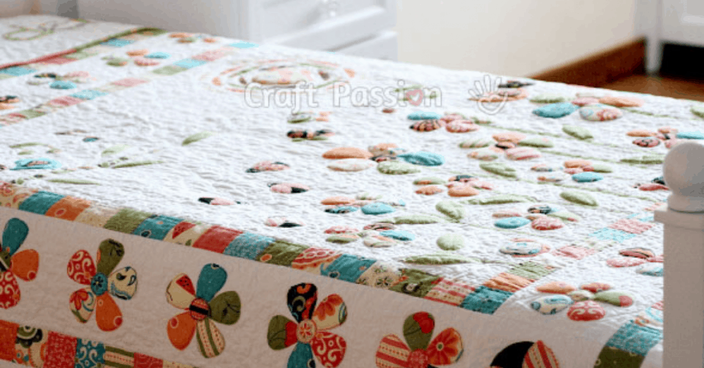 I love Quilting Feature Image_Secret Garden