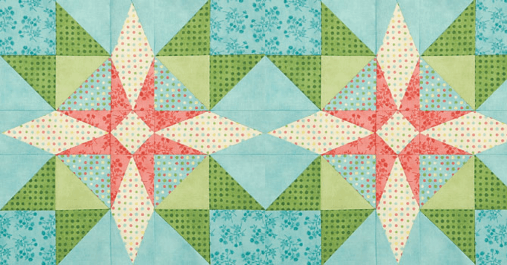 I love Quilting Feature Image_Spring Blossom