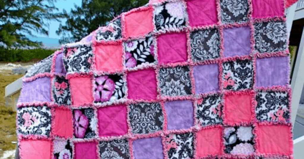 I love Quilting Feature Image_rag Quilt
