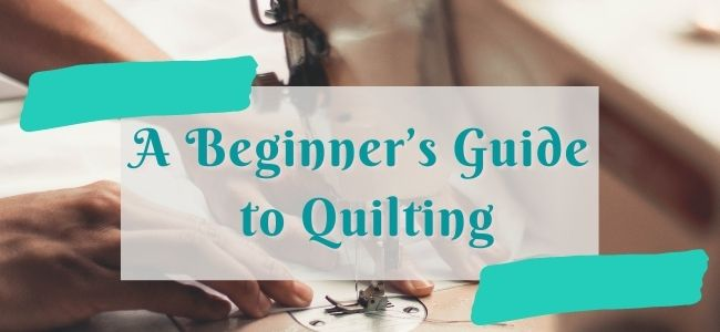 I love Quilting Forever _a beginners guide to quilting