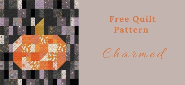 I love Quilting Forever_Charmed