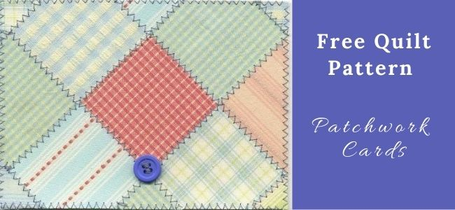 I love Quilting Forever_Patchwork Cards