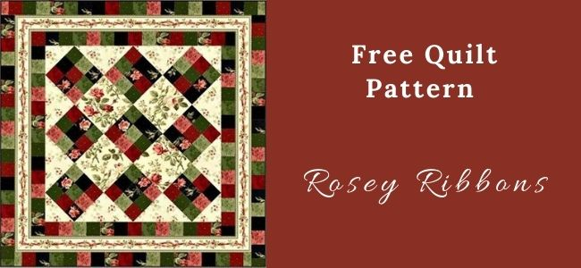 I love Quilting Forever_Rosey Ribbons