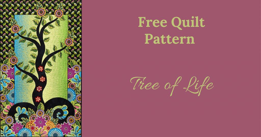 I love Quilting Feature Image_Tree of Life quilt