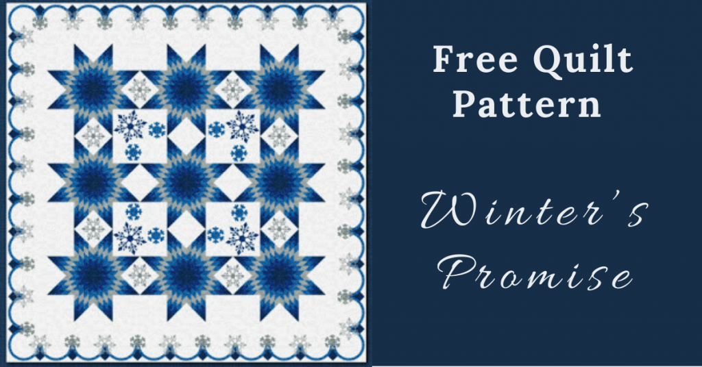 I love Quilting Feature Image_Winter's Promise