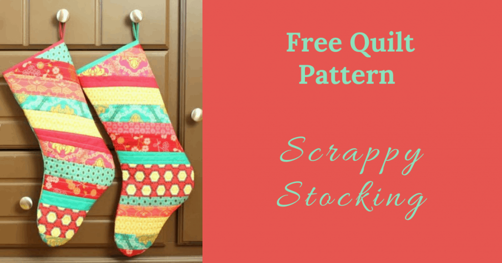 I love Quilting Feature Image_scrappy stocking