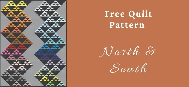 I love Quilting Forever North & South Quilt