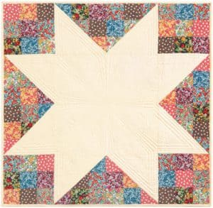 London-Star-Quilt