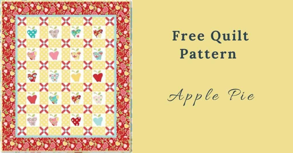 I love Quilting Feature Image_Apple Pie