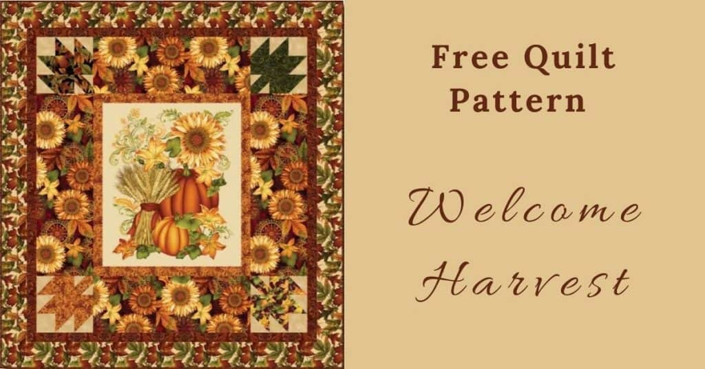 I love Quilting Feature Image_Welcome Harvest