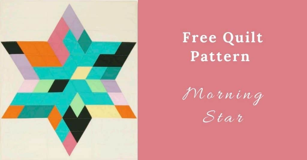 I love Quilting Feature Image_Morning Star