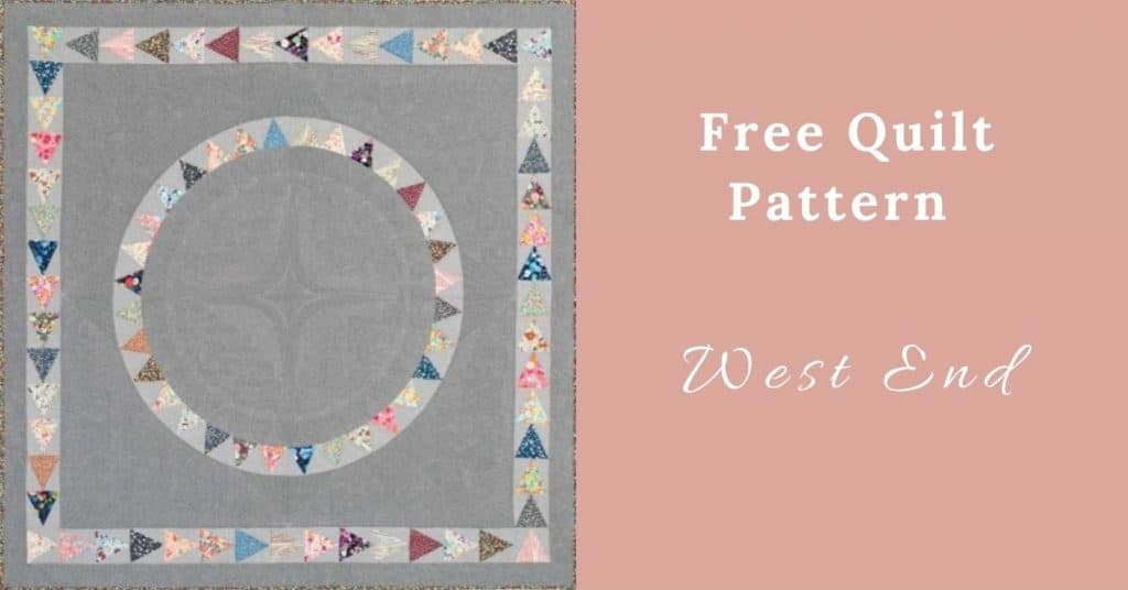 I love Quilting Feature Image_West End Quilt