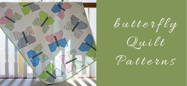 I love Quilting Forever_butterfly quilt patterns