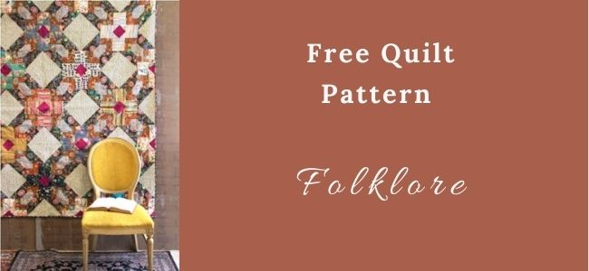 I love Quilting Forever Folklore