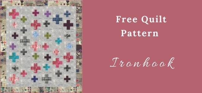 I love Quilting Forever Ironhook Quilt