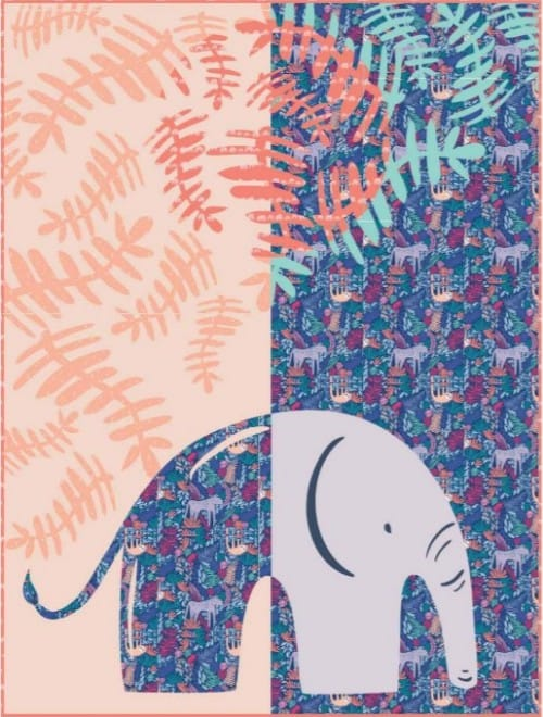 Elephant-in-the-Dusk-quilt