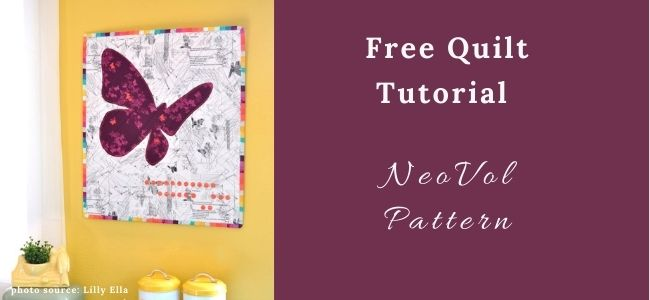 I love Quilting Forever_NeoVol Quilt Pattern