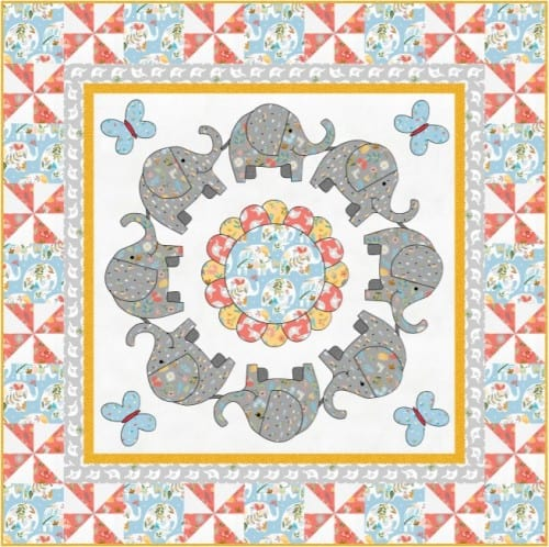 Ring-Around-the-Daisy-quilt