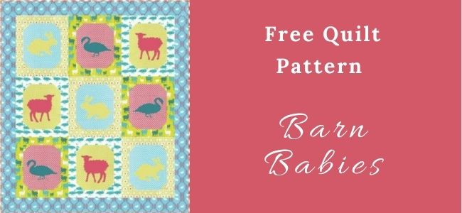 I love Quilting Forever_Barn Babies Quilt
