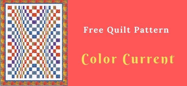 Color Current - Quilt