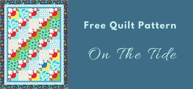 I Love Quilting Feature On the Side Quilt