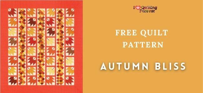 Autumn Bliss feature cover ILQF