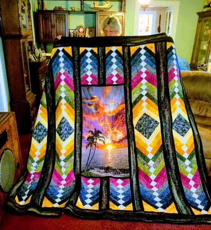 Queen Size quilts by Vicki Plank_2