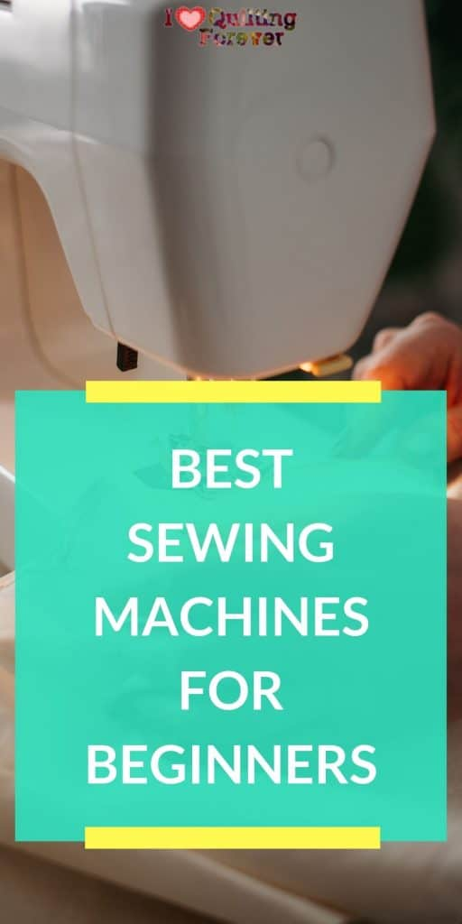 Best Sewing Machines for Beginners - pinterest