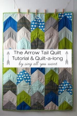 The Arrow Tail Quilt