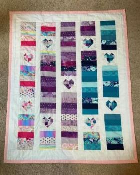 hear quilt Tracey Naegle quilt 3
