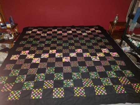 quilt by Marceline May